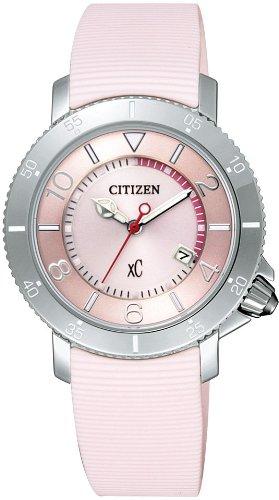 [シチズン]CITIZEN 腕時計 xC クロスシー Eco-Drive エコ・ドライブ 薄型10気圧防水 XCA38-9171 レディース