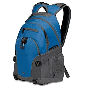 High Sierra Loop Backpack, Pacific/Charcoal/Black