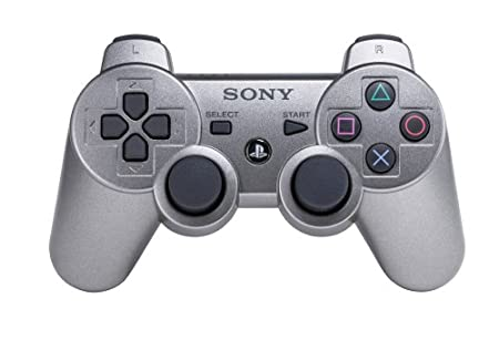 PlayStation 3 DualShock 3 wireless controller - Metallic Grey
