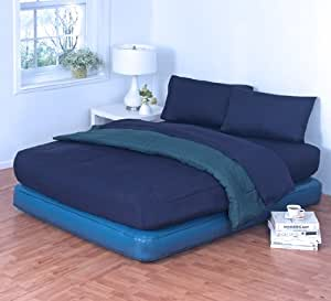 Comforter and Sheets for Air Mattress - Queen