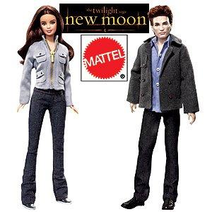 2012 Barbie - Edward et Bella - Twilight Breaking Dawn Part 2 - Poupée #Y5858