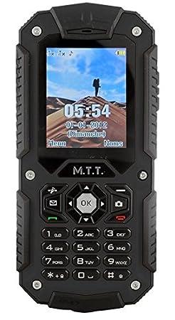 T�l�phone GSM MTT PROTECTION 2G NOIR