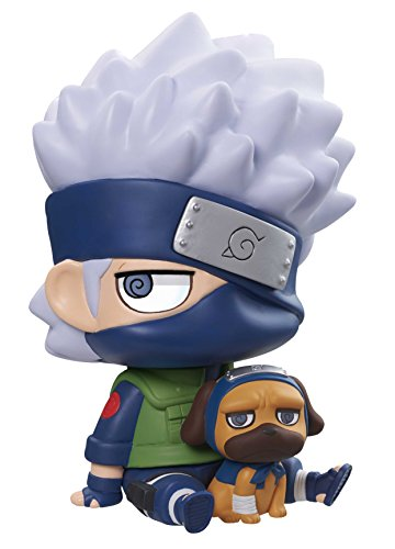 Megahouse Naruto Shippuden: Kakashi and Packun Chimimega Bank