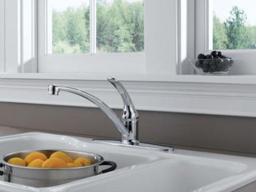Delta B1310LF Single Handle Kitchen Faucet