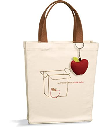 Show Your Love...Because Teachers Open Minds- Tote Bag