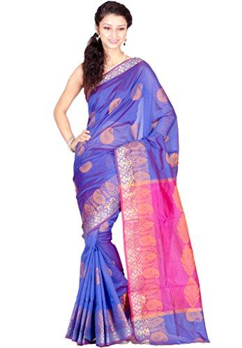 Chandrakala Pure Banarasi Cotton Saree (6903)