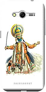 Fashionury Soft Back Case Cover For Samsung Galaxy Core 2 G355H-Print14636