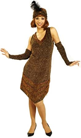 Forum Designer Deluxe Charleston Flapper Costume