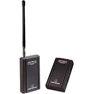 Audio Technica PRO88W-R35 Wireless Lavalier System with ATR3350mW Omnidirectional Mic, 170 MHz