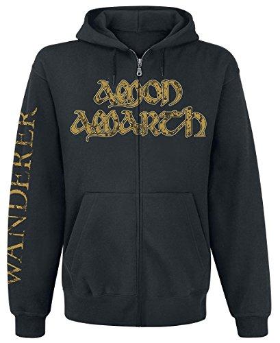 Amon Amarth Wanderer Felpa jogging nero M