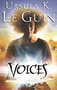 Voices (Annals of the Western Shore) by Ursula K. Le Guin cover image