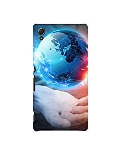 Aart 3D Luxury Desinger back Case and cover for Sony Xperia Z4 created by Aart store