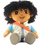"""Go Diego Doll Rescue Backpack 14"""" Plush Doll [Toy]"""