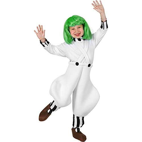 Child's Candy Factory Worker Costume (Size: Large 10-12)