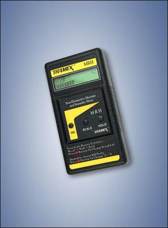 MRH Tramex Non Destructive Digital Moisture & Humidity Inspection Kit With RH Probe & Wood Probe, Range: 3 to 40% Wood. 0 to 100 Comparative