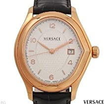 Gianni Versace! V-Master Collection Made in Switzerland Stainless Steel Ladies Watch.