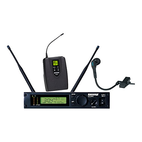 Shure Pgx Wireless System