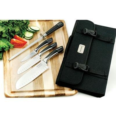 Selected Top Chef 5 Pc. Set By Master Cutlery