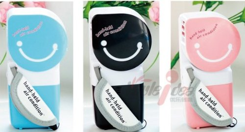 Hand Held Air Condition Strong Wind Convenient Mini Condition(Jw1024)