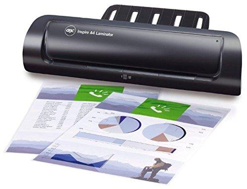 Produktabbildung von GBC Inspire A3-Laminiergerät (mit Ein-Knopf-Bedienung) schwarz