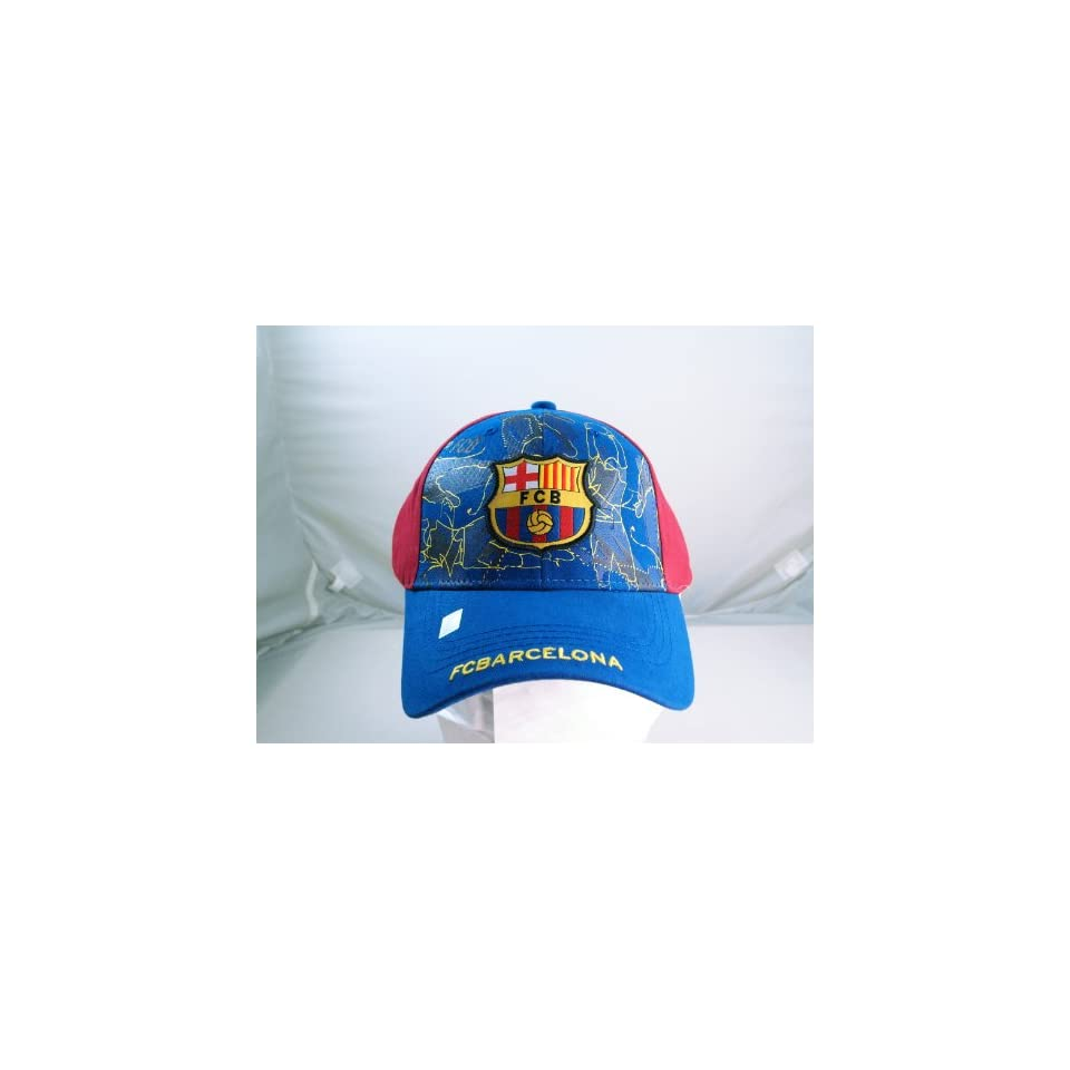 FC BARCELONA OFFICIAL TEAM LOGO CAP / HAT   FCB024