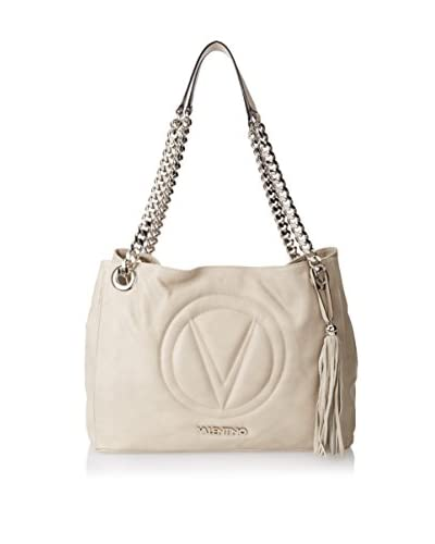 Valentino Bags by Mario Valentino Women's Verra Shoulder Bag, Taupe