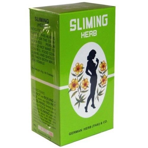 50 Tea Bags German Herb Sliming Diet Fit Slimming Fast Slim Detox Lose Weight. front-499341