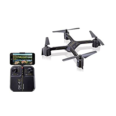 Sharper Image Drone DX-4 HD Video Streaming Drone by Sharper Image