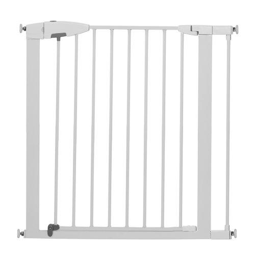 Munchkin Easy-Close Metal Gate, White
