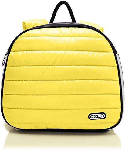 Moon Boot MB Apollo Backpack Jr Zaino Unisex - Bambino, Yellow