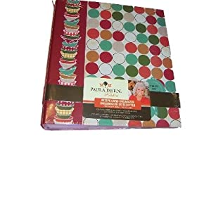 Paula Deen Kitchen Recipe Card Organizer