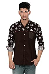 Fisheye Mens Corduroy Shirt
