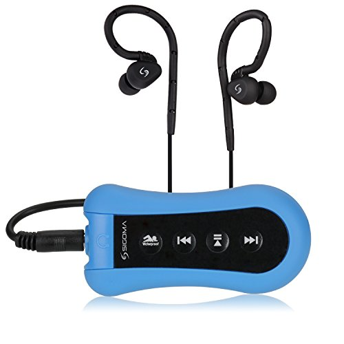 sigoma-8gb-waterproof-swimming-mp3-player-with-high-sound-quality-swimming-headphones-blue