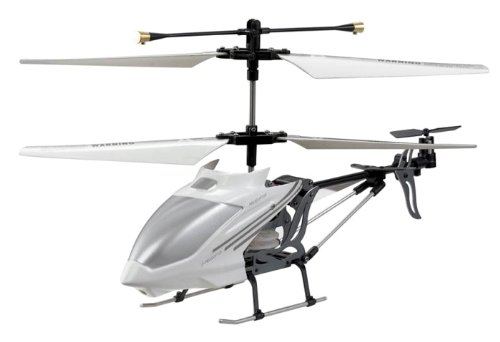 iPhone/iPad/iTouch RC Controlled 3CH i-helicopter withi Gyro Model 777-172 - Black
