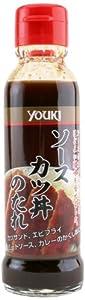 ユウキ ソースカツ丼のたれ 125g