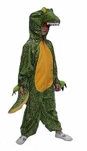 Kinderkostüm Krokodil Gr. 104