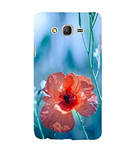 Beautiful Flower 3D Hard Polycarbonate Designer Back Case Cover for Samsung Galaxy On7 G600FY :: Samsung Galaxy On 7 (2015)