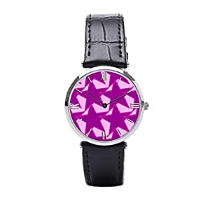 Dr. Koo Mid Century Modern Best Leather Watch Geometric Mens Watches Leather