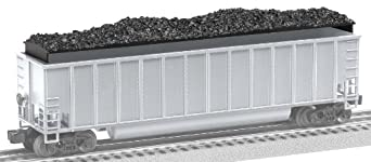 Lionel Bathtub Gondola Coal Load 3-Pack