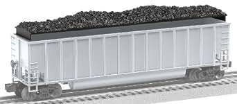Lionel Bathtub Gondola Coal Load 3-Pack