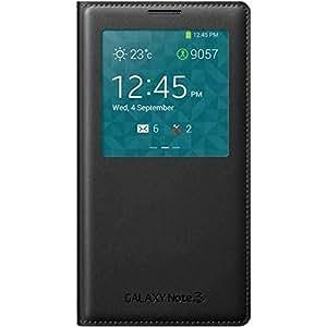 Samsung S-View EF-CN900BBEGWW Etui folio pour Samsung Galaxy Note 3 Noir