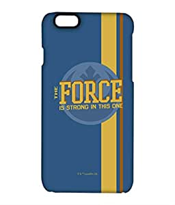 Strong Force Phone Cover for Iphone 6S by Block Print Company