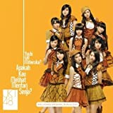 Yuuhi wo Miteiruka? -Apakah Kau Melihat Mentari Senja?- JKT48 2nd Single CD+DVD 通常版【夕陽を見ているか?】