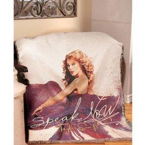 Speak Now Blanket