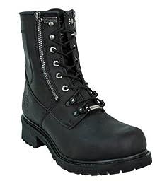 Milwaukee Trooper Motorcycle Boots 12 EEE