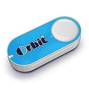 Orbit Gum Dash Button - Limited Release by Amazon