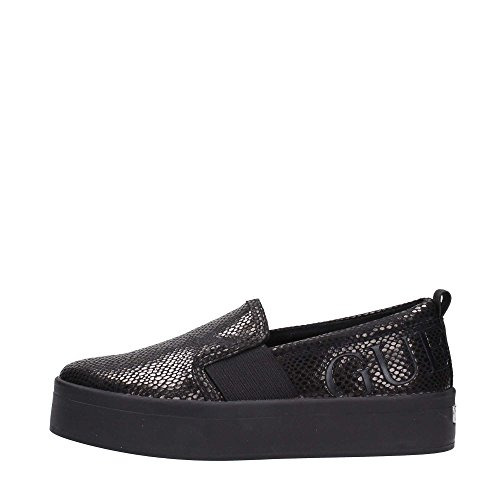 Guess FLFLS3FAP12 Slip On Donna Pelle Nero Nero 37
