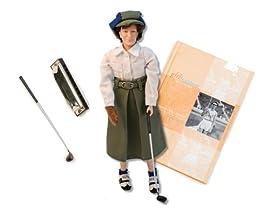Babe Didrikson Zaharias Educational Doll Set