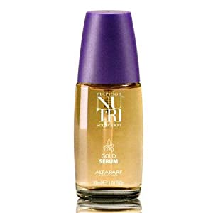 ALFA PARF Nutri Seduction Gold Serum for Unisex, 1.01 Ounce