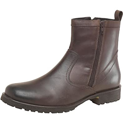 mens onfire paddock boots brown guys gents 11 uk 11 eur